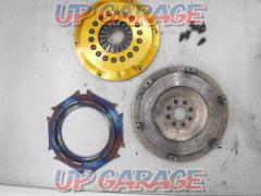 OS Giken Super single (clutch plate (Without bearing)