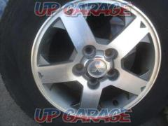 Mitsubishi genuine (MITSUBISHI) Pajero mini Original wheel