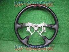 Toyota original (TOYOTA) GRS180 series / Crown Athlete previous term genuine leather steering wheel