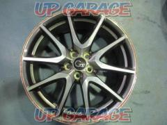 Toyota original (TOYOTA) 30 series Prius G's genuine wheel