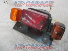 Unknown Manufacturer Tail mount With turn signal XR50 / 100