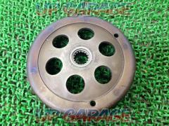 2 YAMAHA Signas X genuine clutch outer