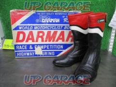 DARMAH Leather boots Size 23.5cm
