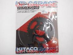 KITACO Driven sprocket 33T 535-1036233 XR50 / 100 Motard NSR50 / 80 NSR mini NSF100 NS-1 NS50F NS50R