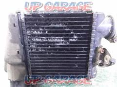 Toyota genuine JZX110 Mark II IR-V Genuine intercooler