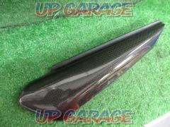 CM composite Carbon side cover Monster S2R '08 Removal One side only