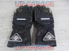 Size LL KUSHITANI K-5060 GPS winter gloves