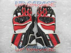 Size: XXL MOTO-VIPER Leather Gloves