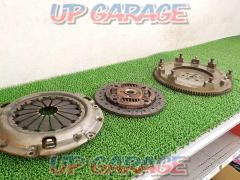 EXEDY Clutch cover, disc, flywheel