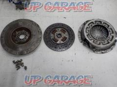 Nissan genuine EXEDY cover + NISMO flywheel + disc genuine set