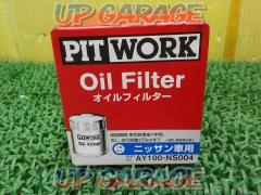 PIT-WORK oil filter AY 100 - NS 004 Unused