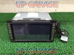 Wakeari TOYOTA NHDT-W57 2007 model / wide 2DIN 7 inch monitor / DVD-R / RW / CD-R / RW3 / WMA playback / CD recording (up to 3000 songs 4x speed) possible