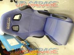 SPARCO star Reclining seat blue