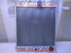 Unknown Manufacturer Zeus? Aluminum radiator