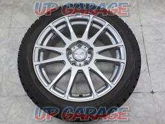 Container 1 Now it's cheap !! PREDICT Twin 6-spoke wheels + DUNLOP WINTERMAXX WM01