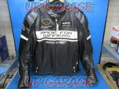 elf Protect leather jacket