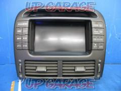 Toyota 30 Celsior previous term Genuine multi monitor display