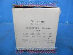 Pa-man Brake pad / Product number: 96709600 P5-014