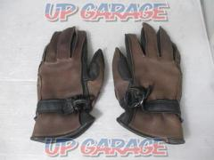 KUSHITANI (Kushitani) Leather Gloves Size unknown