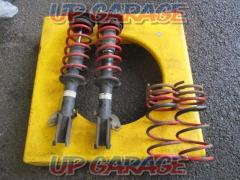 Mitsubishi ek Sports Genuine shock (front only) + tanabe NF210