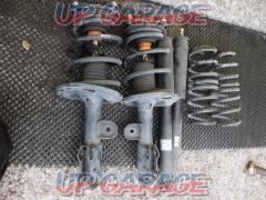RS-R Down suspension + Toyota ZVW40 Prius α Previous term genuine shock