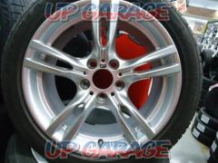 BMW 3 Series F30 M Sports genuine + BRIDGESTONE (Bridgestone) POTENZA S001 RFT