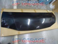 Unknown Manufacturer FRP bonnet hood cover (paste type) Hiace