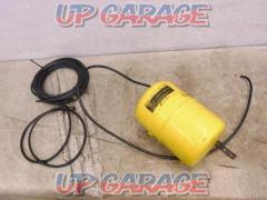 Kuretomu Tank for air horn (yellow)