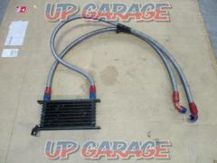 TOYO RADIATOR 8-stage oil cooler