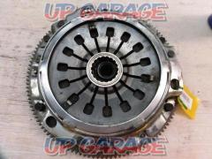 Unknown Manufacturer Strengthening clutch cover Metal disk Lightweight flywheel set RX-7 FD3S
