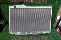 Unknown Manufacturer Aluminum two-layer radiator