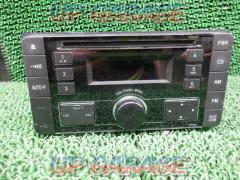 TOYOTA CP-W64 CD / Front USB / Front AUX IN 2014 model