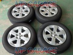 Toyota original (TOYOTA) 20 system Prius original wheel + TOYO (Toyo) NANOENERGY J59 4 pieces set
