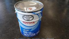 TOYOTA (Toyota) SYNTHETIC Motor oil