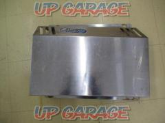 Unknown Manufacturer Stainless steel tank guard