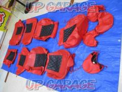 Unknown Manufacturer Fit Seat Cover