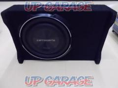Carrozzeria TS-W2520 BOX with subwoofer