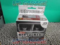 TechnoGear NIGHT POWER + Halogen valve