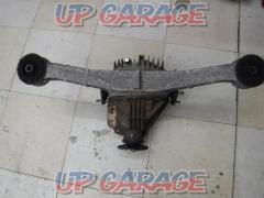 MAZDA Genuine Bisukasudefu + The differential case