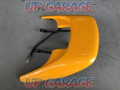 HONDA (Honda) DIO ZX (AF28) genuine Tail spoiler (with stop lamp) yellow 1 cars