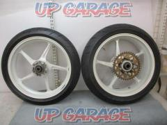 GALESPEED Forged aluminum wheels TYPE-C CB1300SF SC54