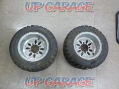 Unknown Manufacturer Wheel for trike 10 inches 2 piece set