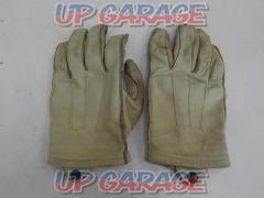 MASTER CROWN Leather Gloves M