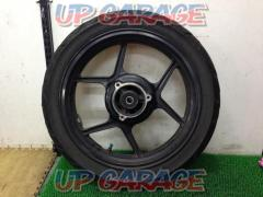 7KAWASAKI NINJA250R original rear wheel
