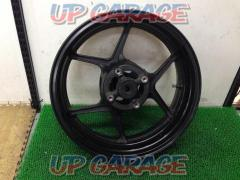 9KAWASAKI Original rear wheel