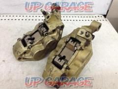 Eight YAMAHA Genuine Brembo caliper left and right set
