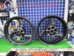 YAMAHA (Yamaha) Original wheel front and back set Remove XJR1300 ('00)
