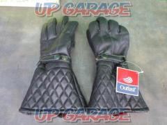 Free × Free (free free) Leather Gloves L size