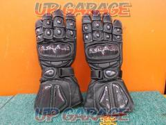 Size: L Unknown Manufacturer Riding Leather Gloves