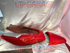 Remove VTR1000F (SC36 previous term) Genuine / Genuine OP Tail cowl / single seat cover